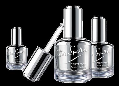 Die Dr. Spiller CELLTRESOR Line – sichert die Schönheit der Haut