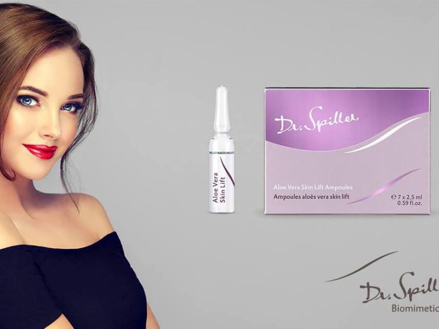Aloe Vera Skin Lift Ampoules